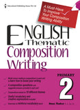 English Thematic Composition Writing Primary 2