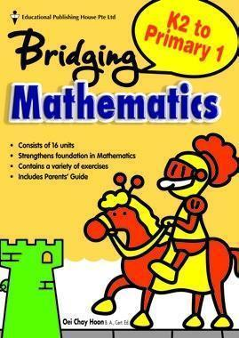 Bridging from K2 (Prep) to P1 Mathematics - singapore-books