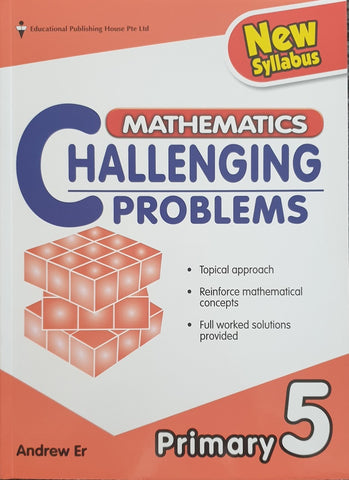 Mathematics Challenging Problems Primary 5
