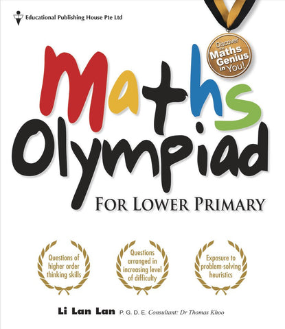 Sample - Maths Olympiad for Lower Primary - Singapore Books