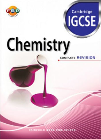 Cambridge IGCSE: Chemistry Complete Revision (for Year 10, 11 & 12) - singapore-books