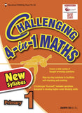 Challenging 4-in-1 Maths Primary 1