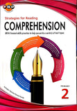 Comprehension for Reading Strategies Primary 2 - singapore-books