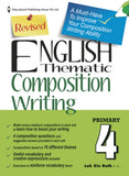 English Thematic Composition Writing Primary 4 - Singapore Books