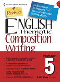 English Thematic Composition Writing Primary 5 - Singapore Books