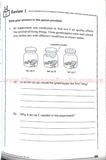 Getting Science Concepts Right (open-ended questions) Primary 6 - Singapore Books