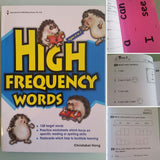 High Frequency English (Set of 3 books) - singapore-books