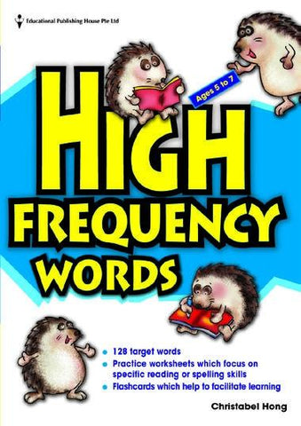 High Frequency Words - Singapore Books