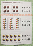 Know Your Times Tables - singapore-books