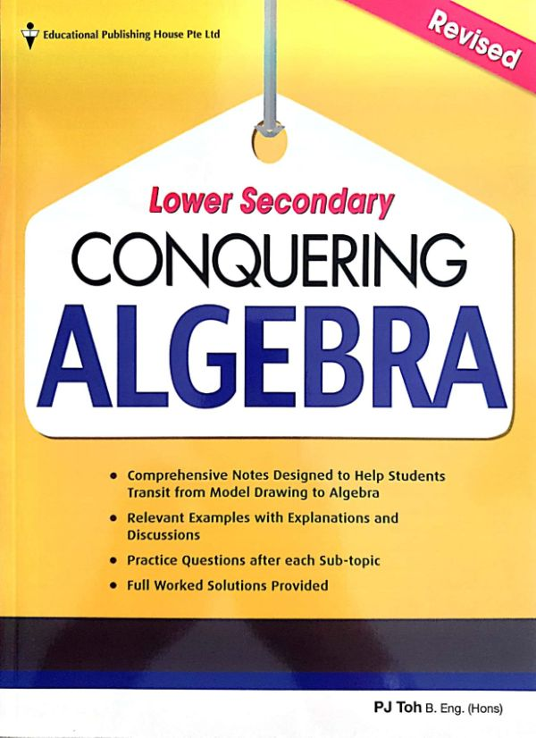 Lower Secondary Conquering Algebraic Secondary 1 and 2 (Year 7 & 8)
