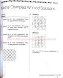 Maths Olympiad Competition Manual Book 1 (Primary 1 and 2) - Singapore Books