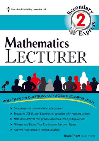 Mathematics Lecturer Secondary 2 (Year 8)