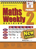 Maths Weekly Revision Primary 2 - Singapore Books
