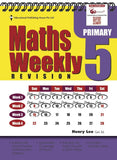 Maths Weekly Revision Primary 5 - Singapore Books