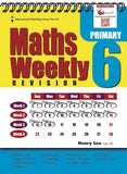 Maths Weekly Revision Primary 6 - Singapore Books