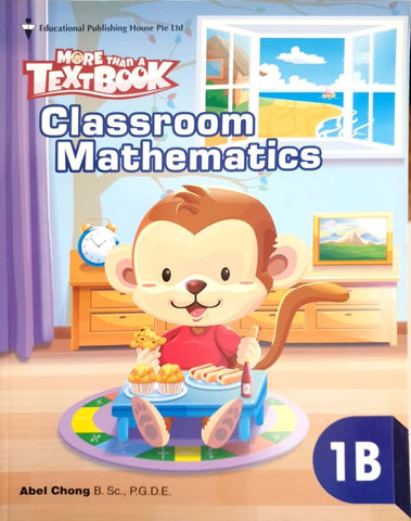 More than a textbook Maths Textbook Primary 1B (Textbook only)
