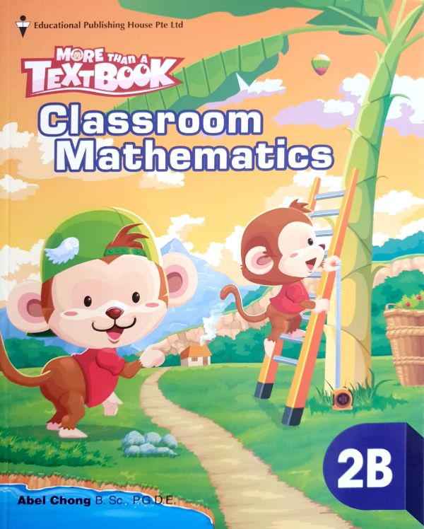 More than a textbook Maths Textbook Primary 2B (Textbook only)