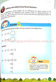 More than a textbook Maths Textbook & Workbook Primary 5A set - Singapore Books