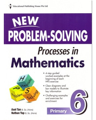 NEW Problem-Solving Processes in Mathematics Primary 6