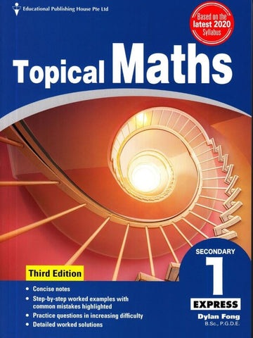 Topical Maths Secondary 1 (Year 7)