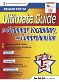 Ultimate Guide for Grammar, Vocabulary & Comprehension Primary 5 - Singapore Books