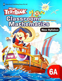 More than a textbook Maths Textbook & Workbook Primary 6A set - Singapore Books