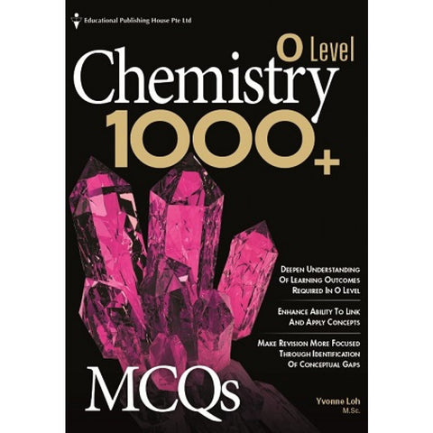 O Level Chemistry 1000+ MCQs (for Year 10, 11 & 12)