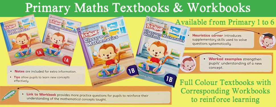 Singapore Books -Textbooks Ser