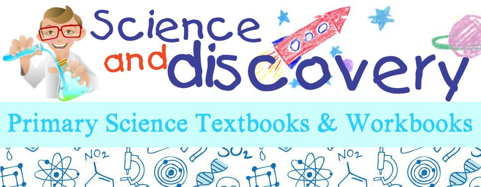 Primary Science books