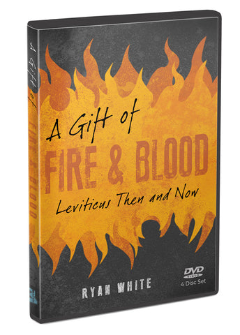 A Gift of Fire and Blood: Leviticus Then and Now