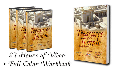 Treasures of the Temple Course