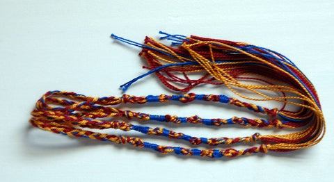 Judaica - Tzitzit – Royal Color Tassels