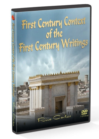 Teaching - First Century Context Of The First Century Writings