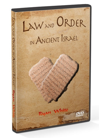 Teaching - Law And Order In Ancient Israel