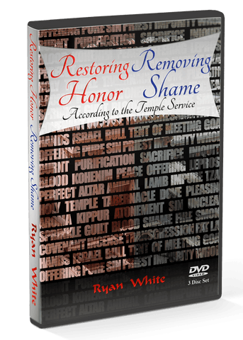 Teaching - Restoring Honor, Removing Shame According To The Temple Service