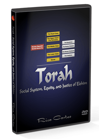 Teaching - Torah: Social System, Equity, And The Justice Of Elohim