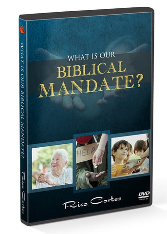 Teaching - What Is Our Biblical Mandate?