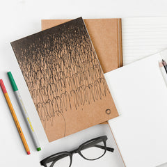 Kraft Notebooks