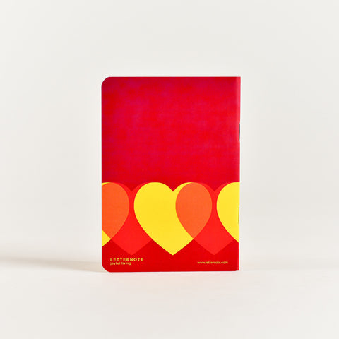 Live Love Laugh Pocket Notebook