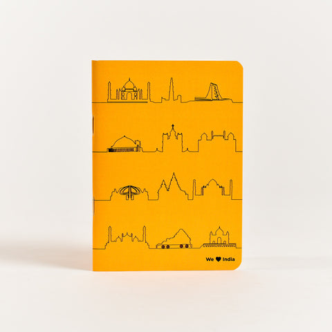 3 Pocket Notebooks - India
