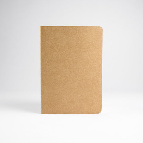 Pure Kraft NoteBook