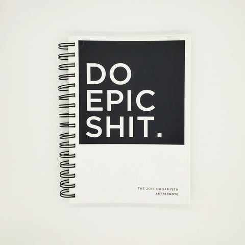 Do Epic Shit - 2019 Organiser
