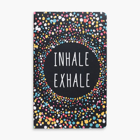 Notebook-Inhale Exhale