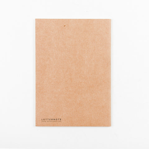 Hustle Hard Kraft NoteBook