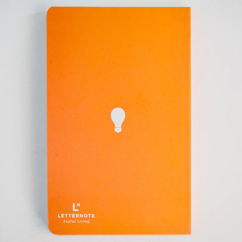 Bright Ideas Vivid NoteBook
