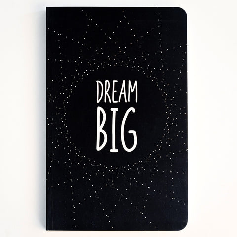 Notebook-Dream Big