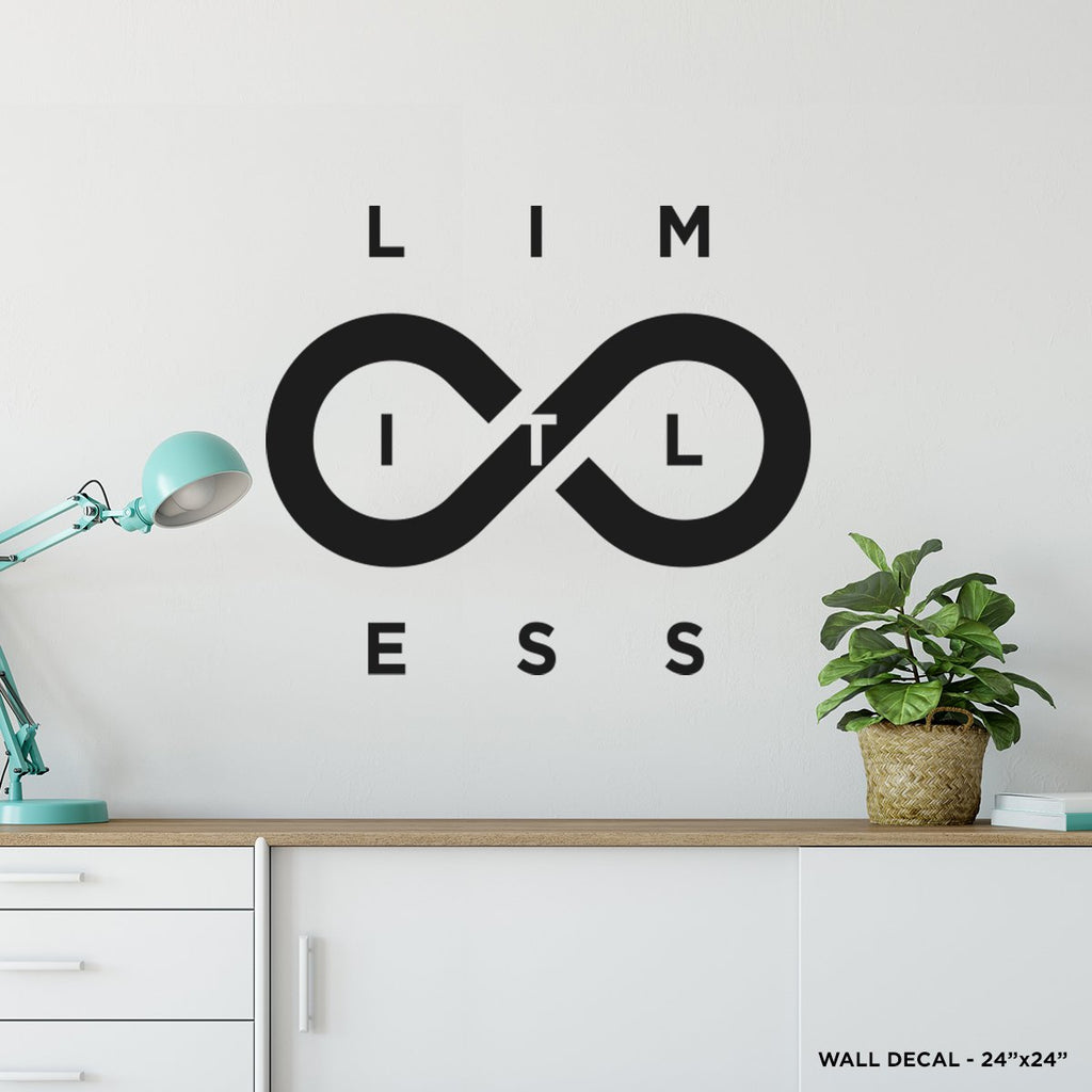 Limitless Wall Decal