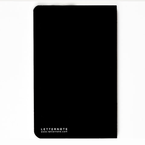 Notebook-The Big Black Book