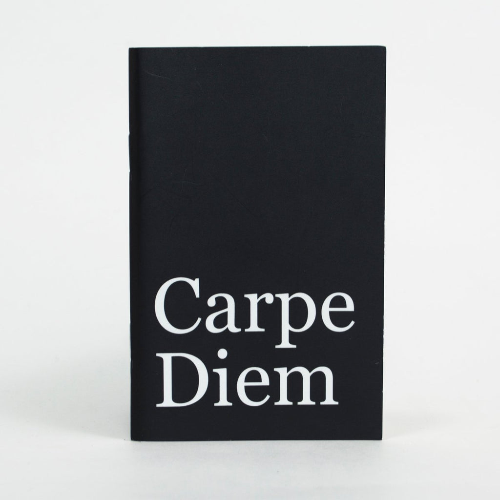 3 Pocket Notebooks - Carpe Diem