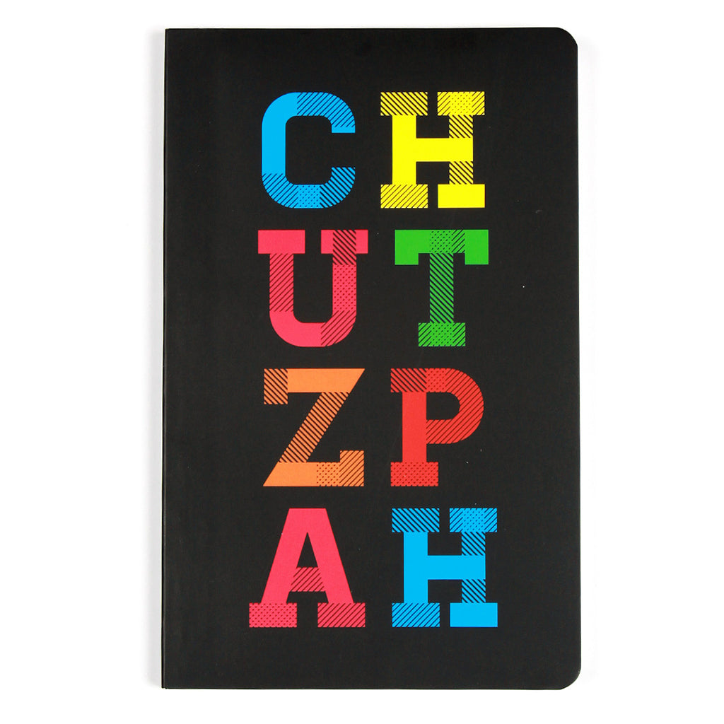 Notebook-Chutzpah